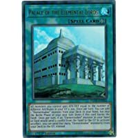 Palace of the Elemental Lords - FLOD-EN060 - Ultra Rare - 1st Edition - Flames of Destruction