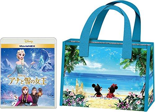 【早期購入特典あり】 アナと雪の女王 MovieNEX 限定クーラートート付き [Blu-ray]