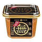 ひかり味噌 マル無 国産 750g