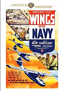 Wings of the Navy [DVD]