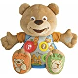 Chicco Teddy Count with Me - Italian/English, 970 Grams
