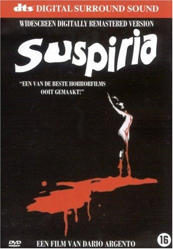 Suspiria [DVD] [Import]