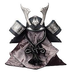LLADRO(リヤドロ) 五月人形 兜(BLACK) 磁器製 01013046