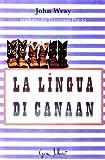 La lingua di Canaan