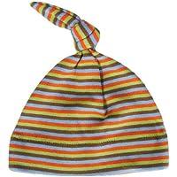 【未熟児】【低出生体重児】【早産児】【NICU】用 ベビー服:ノット帽子 ポール