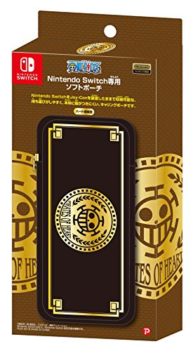 Details about Nintendo Switch Pirates Of The Dedicated Soft Pouch One Piece  Heart