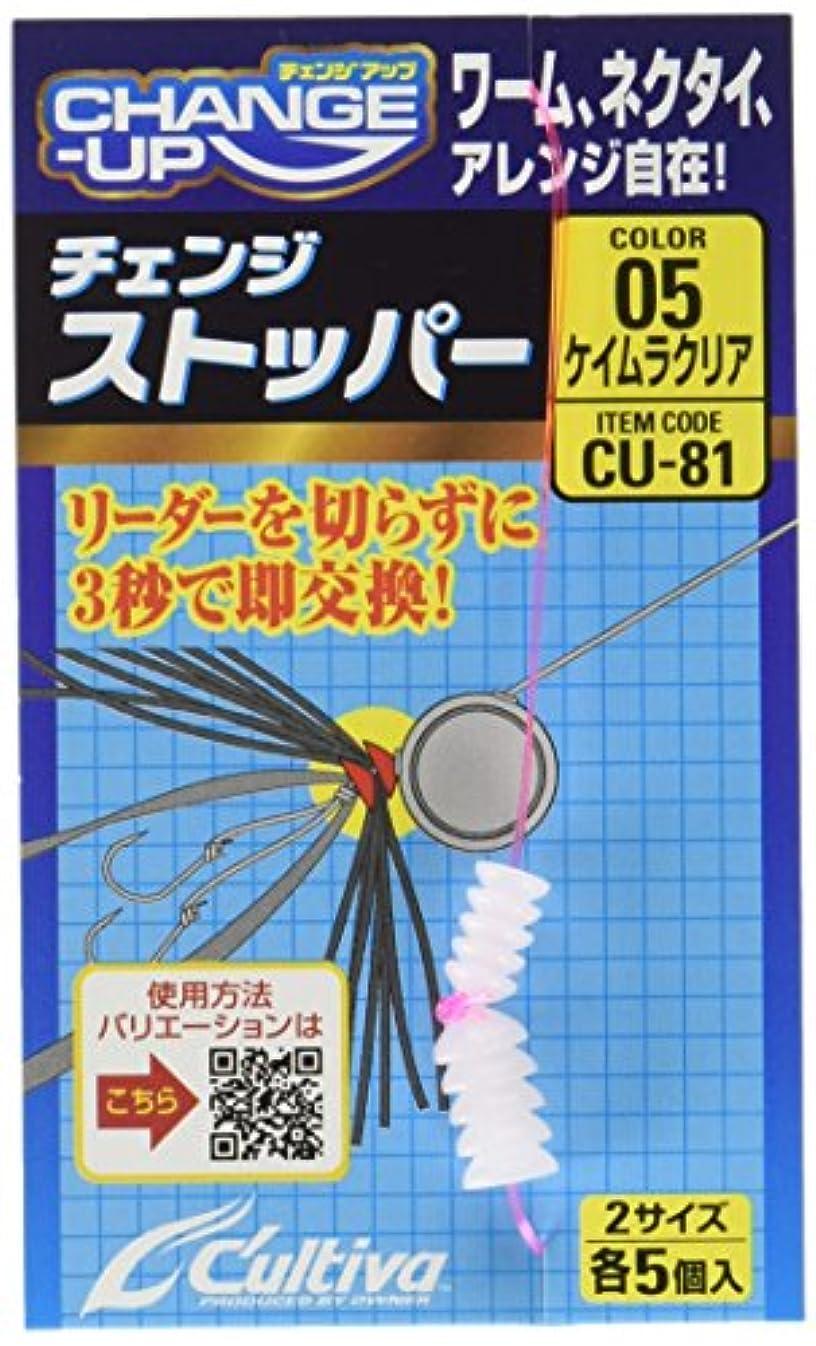 突撃マーベルグリルOWNER(オーナー) CU-81 チェンジストッパー No.81149 #05 ケイムラクリア