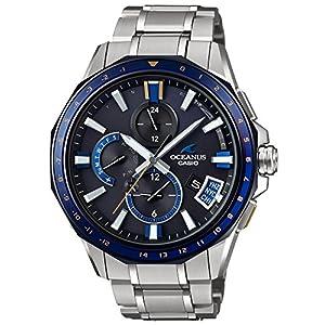 [カシオ]CASIO 腕時計 オシアナス Bluetooth搭載GPS電波ソーラー OCW-G2000G-1AJF メンズ