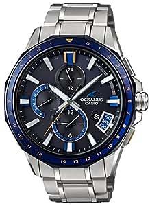 [カシオ]CASIO 腕時計 オシアナス Bluetooth 搭載 GPS 電波ソーラー OCW-G2000G-1AJF メンズ
