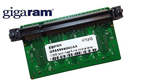 512MB Canon Imagerunner Advanceシリーズira-c5235/ ira-c5240/ ira-c5250/ ira-c5255ira-6255/ ira-6265/ ira-6275ira-8205/ ira-8285/ ira-8295ira-c7260/ ira-c7270ira-c9270Pro / ira-c9280Proプリンタ( OEM PN : 5595b001aa )
