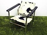 【一点物】 Le Corbusier (ル・コルビジェ) LC1 Sling Chair (スリングチェアー) / カウスキン(A)