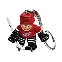 (Red Wings) - NHL Team Mini Goalie Key Chain