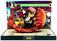 ザ・キング・オブ・ファイターズ98 T.N.C- KOF01- 草薙 京 全高約170mm PVC製 塗装済み 完成品 フィギュア