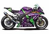 フジミ模型 1/12 バイクシリーズ No.11 エヴァンゲリオンRT 初号機 TRICK STAR ZX-10R 2012年