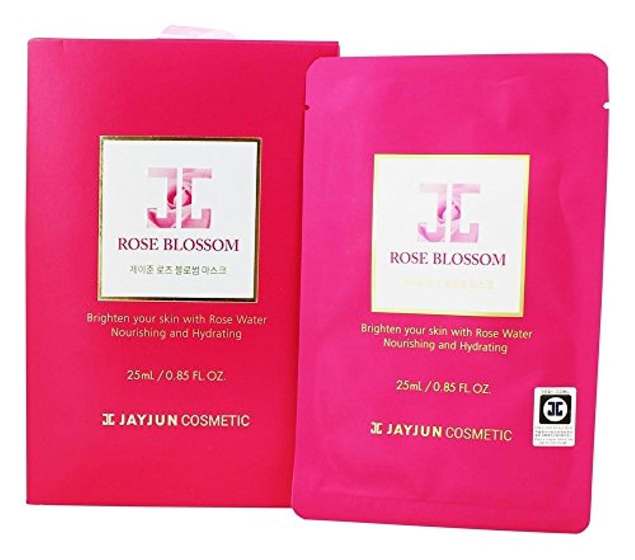 悪質な嵐葡萄ジェイジュン Rose Blossom Mask 10sheets並行輸入品