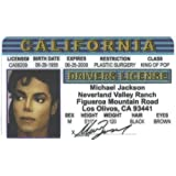 Michael Jackson Fun Fake ID License by Signs 4 Fun [並行輸入品]