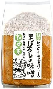 ヤマウチ 無添加 まぼろしの味噌 熟成麦 1kg