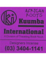 KUUMBA / クンバ『incense』(AFRICAN ROOTS) (Regular size)