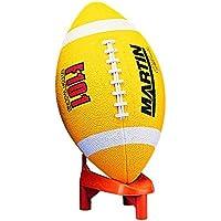 Martinスポーツ公式サイズレインボーFootballs、イエロー