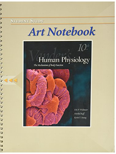 Download Vander's Human Physiology The Mechanisms of Body Function 007111677X