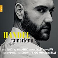 Handel: Tamerlano by Xavier Sabata (2014-04-29)