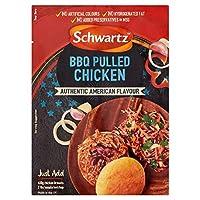 [Schwartz ] シュワルツ本物の私たちは、ニワトリ35グラムを引っ張っ - Schwartz Authentic US Pulled Chicken 35g [並行輸入品]
