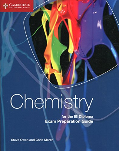 Download Chemistry for the IB Diploma Exam Preparation Guide 1107495806