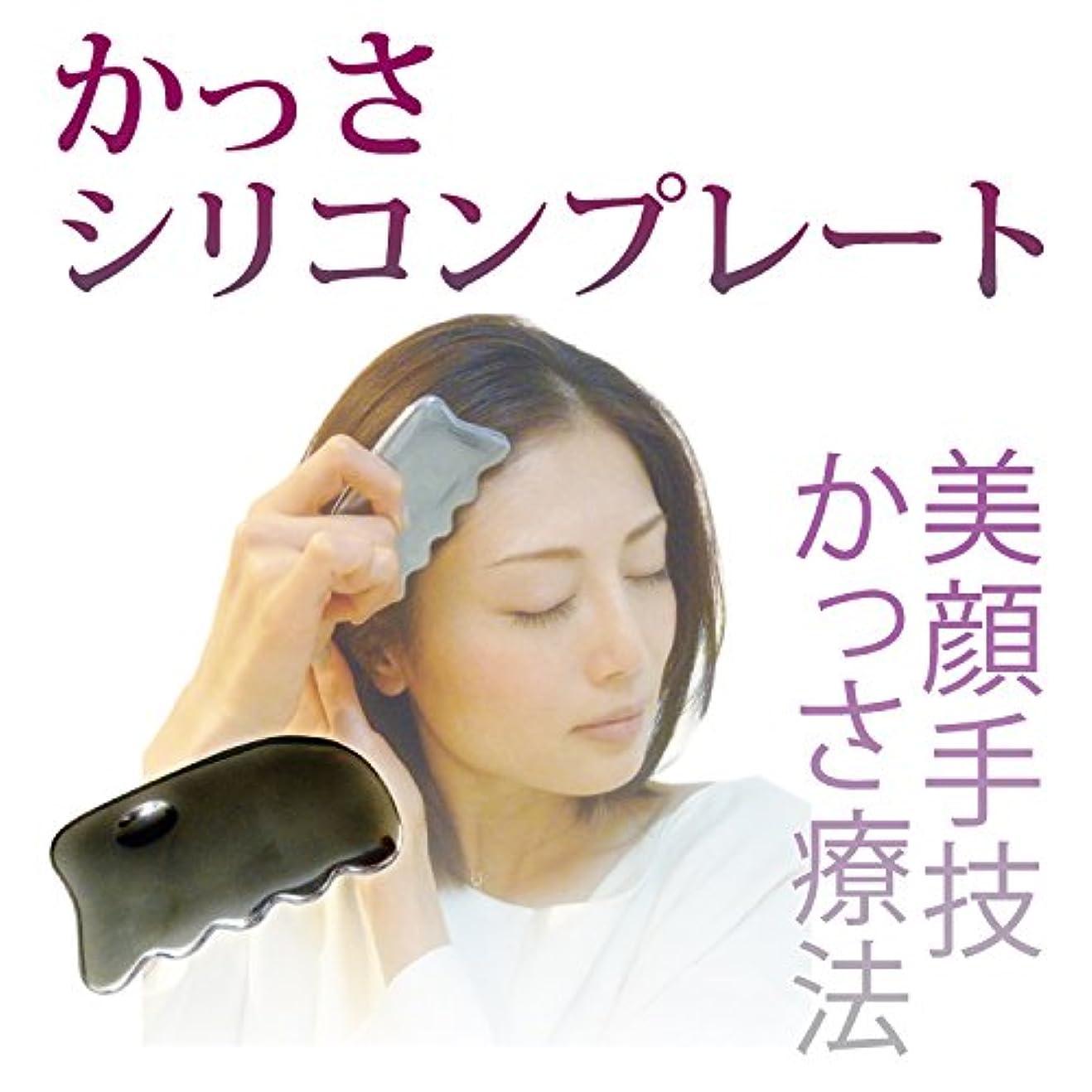 喉頭比較的掃くかっさシリコンプレート(テラヘルツ)
