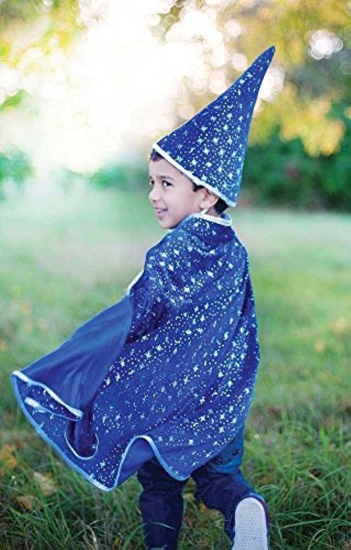Glitter Wizard Set, Cape & Hat, Small/medium by Creative Education of Canada