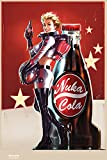 "Fallout 4 ""Nuka Cola girl"" Poster (61cm x 91,5cm)"