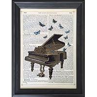 マリオン McConaghie Piano & Butterflies