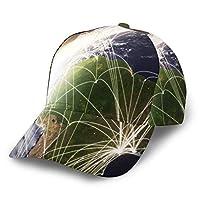 キャップ 帽子 メンズ レディース アメリカネットワーク代表 登山 釣り ゴルフ 運転 アウトドア 野球帽 調節可能 春夏秋冬 男女兼用