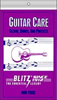 Blitz Music Care 335-4x Guitar Care with 2 Cloths Each Pack Pack of 4 [並行輸入品]