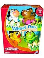 Wheel Pals Animal Tracks