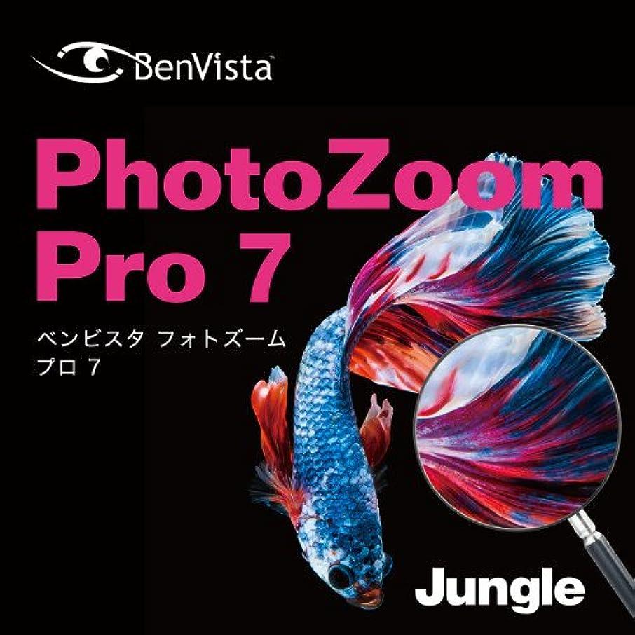 位置づける油栄光PhotoZoom Pro 7|ダウンロード版