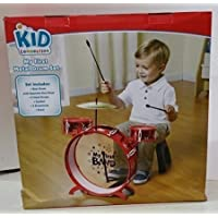 Kid Connection My First Metal Drum Set by kid Connection [並行輸入品]