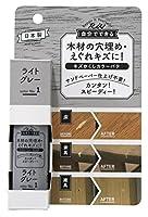 高森コーキ Riy キズかくしカラーパテ ライトグレー RCP-01