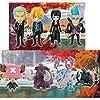 ワンピース 組立式劇場版ワールドコレクタブルフィギュア ~Strong World~ ver.4 全8種セット