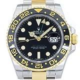 (ロレックス) ROLEX 腕時計 GMTマスターII 116713LN ブラック メンズ [並行輸入品]