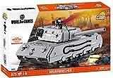 World of Tanks, COBI 3032, MAUERBRECHER, Small Army Model Kit, 875 building bricks