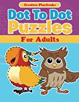 Dot to Dot Puzzles for Adults