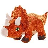 Jurassic World Plush Triceratops Multicolor
