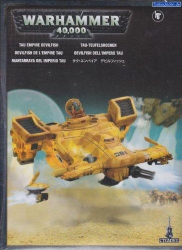 [ウォー ハンマー]Warhammer Tau TY7 Devilfish APC 56-10 [並行輸入品]