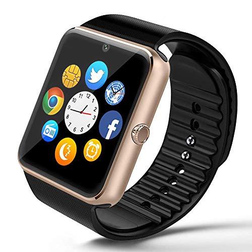 スマートウォッチ 2019最新版 多機能腕時計 Blueto...