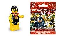 レゴ(LEGO) ミニフィギュア シリーズ7 水泳メダリスト(Minifigure Series7) 【8831-1】