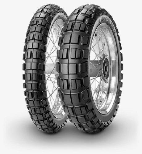 METZELER(メッツラー)バイクタイヤ MCE KAROO(T) フロント 110/80-19 M/C 59Q M+S(T) チューブレスタイプ(TL) 1631000 二輪 オートバイ用