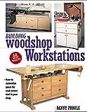 Building Woodshop Workstations (Popular Woodworking) 画像