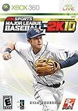 Major League Baseball 2K10 (輸入版:北米・アジア) - Xbox360