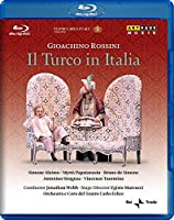 Il Turco in Italia / [Blu-ray] [Import]