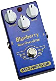Mad Professor マッドプロフェッサー エフェクター ベースオーバードライブ (New) Blueberry Bass Overdrive 【国内正規品】